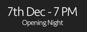 7th December, 7PM
