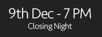 9th December, 7PM